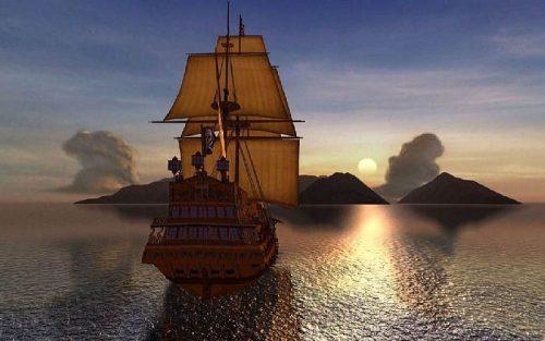 Pirates of The Burning Sea screenshot