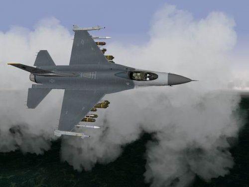 Falcon 4.0 Allied Force screenshot