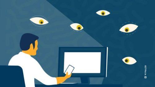 Surveillance-based advertising